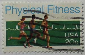 1983 Physical Fitness 20c