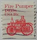 1981 Fire Pumper 20c