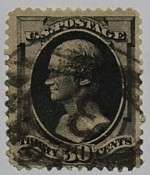 1879 Hamilton 30c