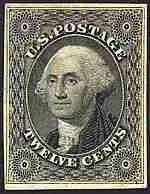 1851 Washington 12c