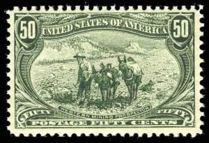 1898 Mining Prospector 50c