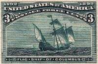 Flag Ship of Columbus 3c