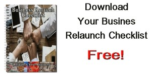 Business Relaunch Checklist