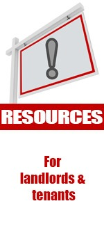 Resources for landlords and tenants
