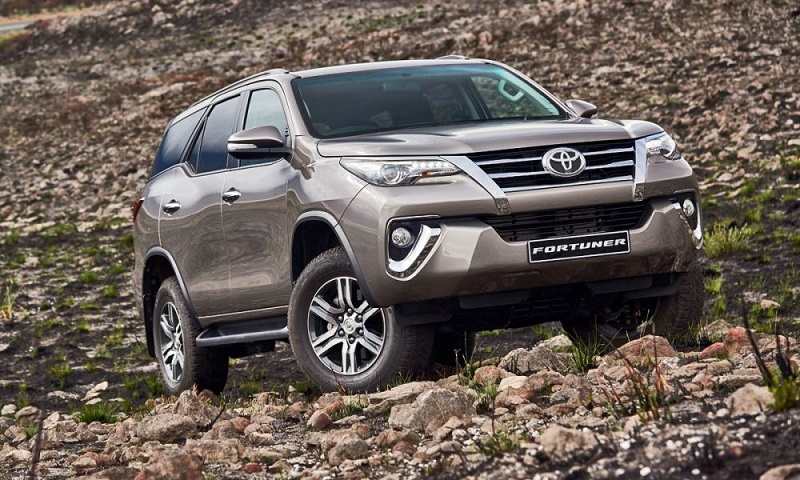 2020 Toyota Fortuner (USA Edition)