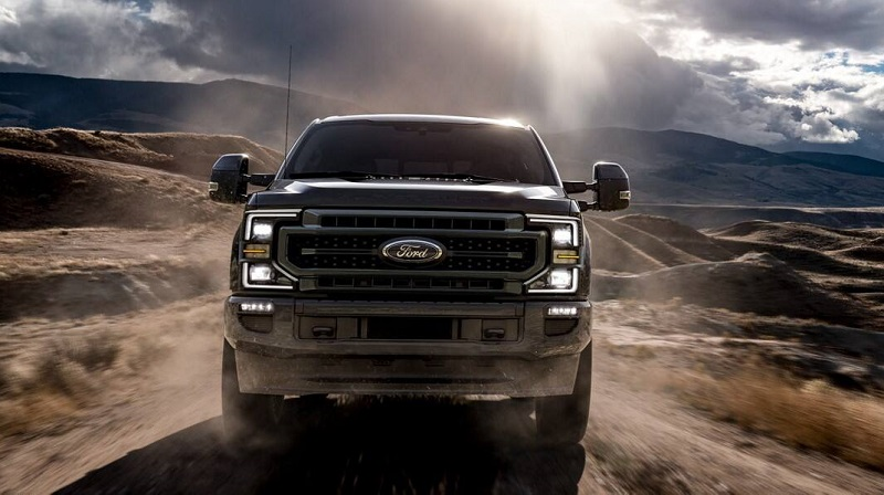 Ready for the Comeback: 2021 Ford Excursion