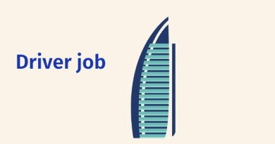 Driver and lady conductor job opportunity in Dubai