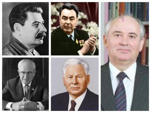 Тест: Кто ты из глав советского государства?