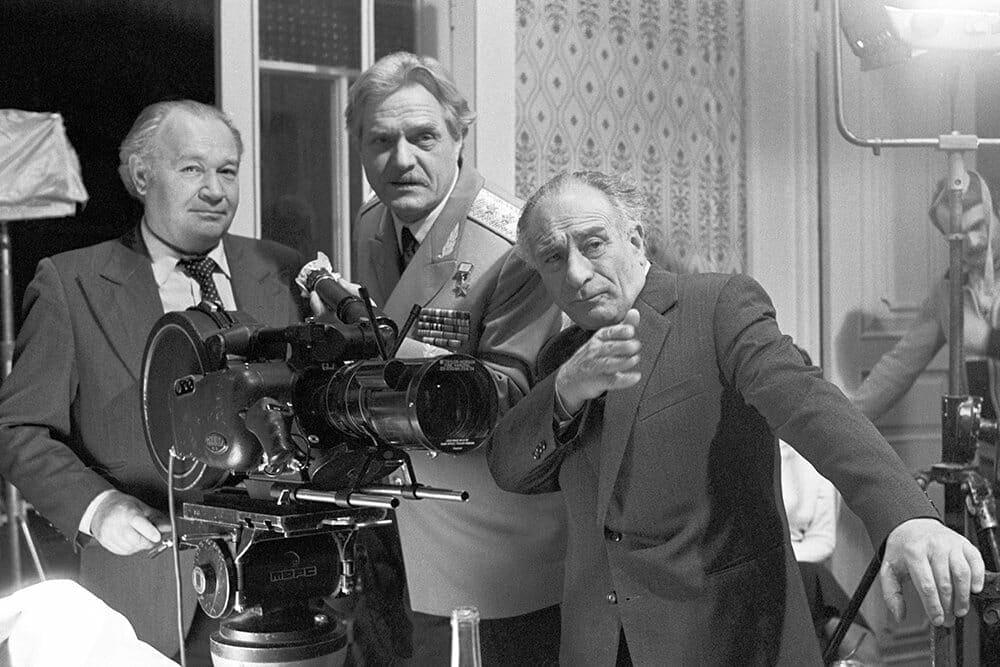 Тест: Как хорошо вы знакомы с советским кино и режиссерами времен СССР?