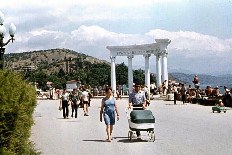 Тест: А вы отдыхали на курортах бывшего СССР? Проверим