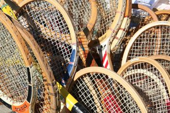 Tennis Racquets - ways you can use them while traveling