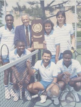 Hampton University 1989