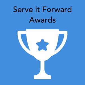Serve it Forward Awards