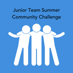 Junior team community challenge