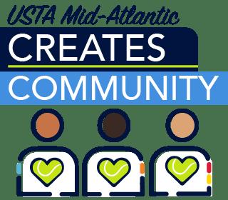 USTA Mid-Atlantic Creates Community