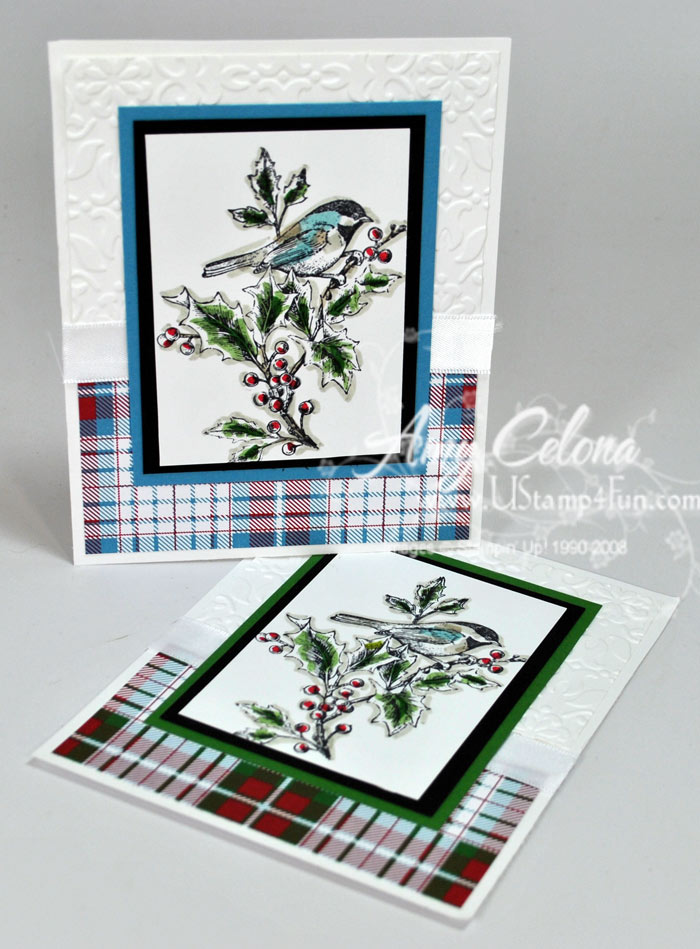 Beautiful Season Christmas Card Amy