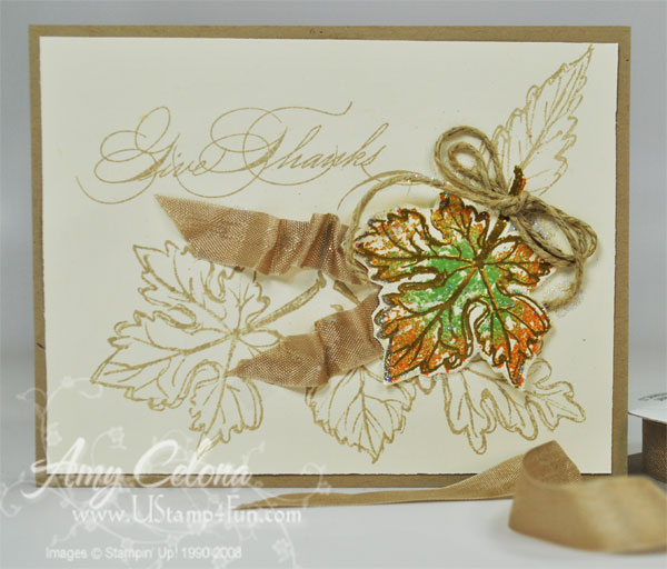 Stampin Up Archives Amy Celona Stampin