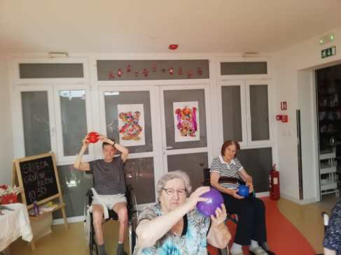 druženje i vježbanje u domu vita17
