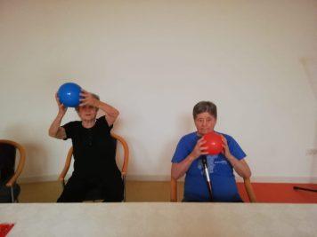 druženje i vježbanje u domu vita19