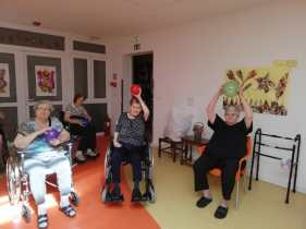 druženje i vježbanje u domu vita7