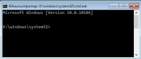 Восстановление boot сектора windows 7