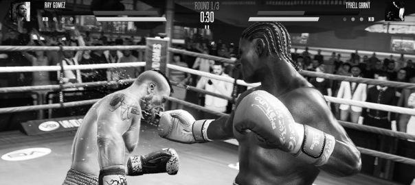 Vivid Games Real Boxing