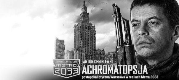 Achromatopsja