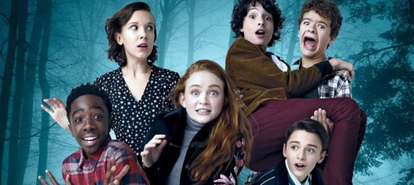 Trzeci sezon Stranger Things 3