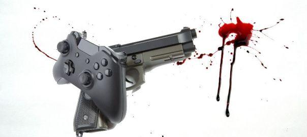 Gry wideo przemoc