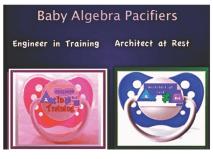 Baby Algebra