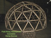 Homeless Dome for homeless veterans