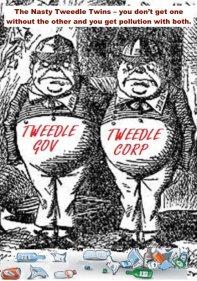 The Nasty Tweedle Twins