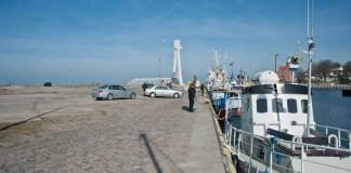 Basen rybacki powstanie w zachodniej części usteckiego portu - ustka24.info