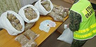 40 kilogramów nielegalnego tytoniu zarekwirowane w usteckim sklepie - ustka24.info