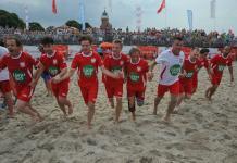 Finały Beach Soccera na usteckiej plaży - ustka24.info