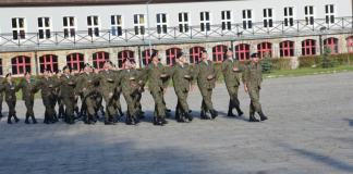 Elewi służby przygotowawczej CSWM w Ustce zakończyli szkolenie - ustka24.info
