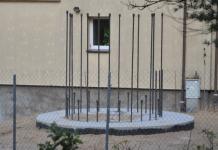 Fundamenty pod nową wieżę radarową zostały już wylane - ustka24.info