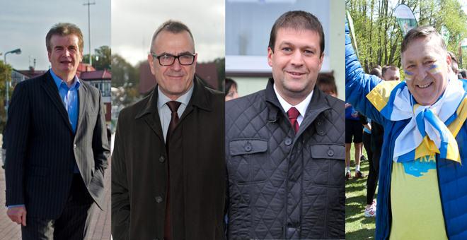Czterech kandydatów na fotel burmistrza Ustki - ustka24.info