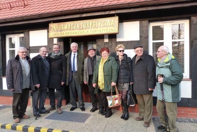 Darłowianie z przyjacielską wizytą w Ustce - ustka24.info