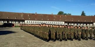 Elewi służby przygotowawczej zakończyli szkolenie w CSMW Ustka - ustka24.info