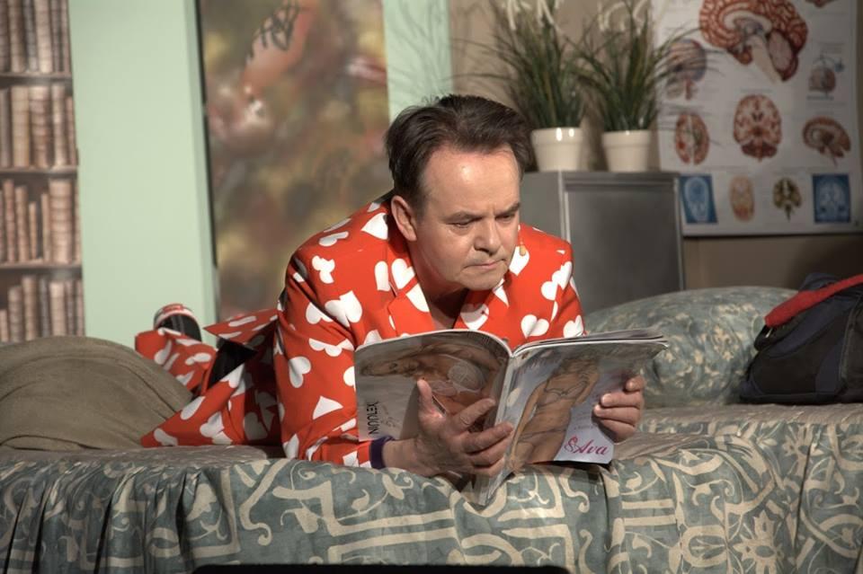 """""""Mężczyzna doskonały"""" - komedia terapeutyczna w usteckim Kinie Delfin"""