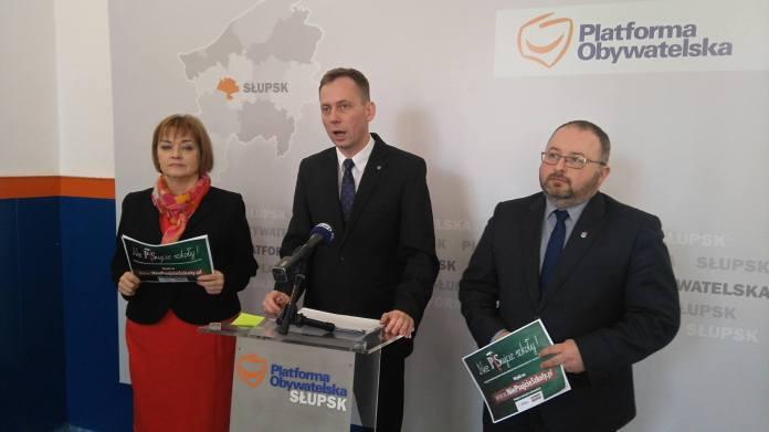 """Platforma Obywatelska rusza z projektem """"Nie psujcie szkoły"""" - ustka24.info"""