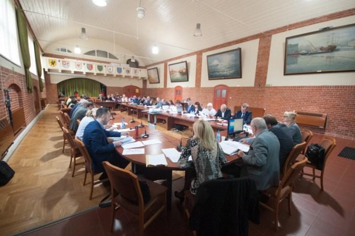 Usteccy radni założyli klub radnych Platformy Obywatelskiej- ustka24.info