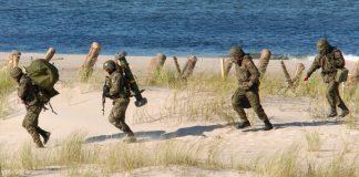 Trzech żołnierzy zostało rannych podczas ćwiczeń na usteckim poligonie - ustka24.info