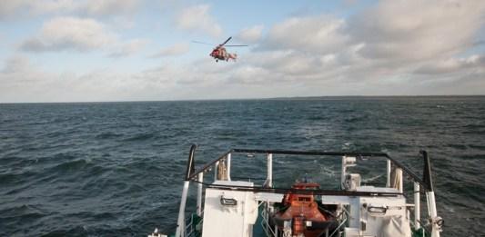 Dwie akcje ratownicze na Bałtyku w ostatni weekend - ustka24.info