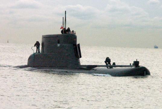 Ustka chce przejąć okręt podwodny ORP