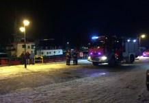 Mężczyzna wpadł do kanału portowego w Ustce - ustka24.info