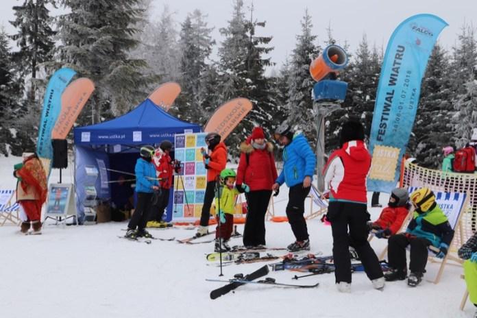 Ustka promowała Festiwal Wiatru w Szczyrku - ustka24.info