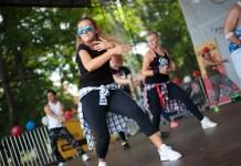 II Charytatywny Maraton Zumba&Salsation w Ustce - ustka24.info