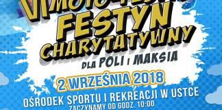Zapraszamy na VI Moto-Festyn Charytatywny w Ustce - ustka24.info